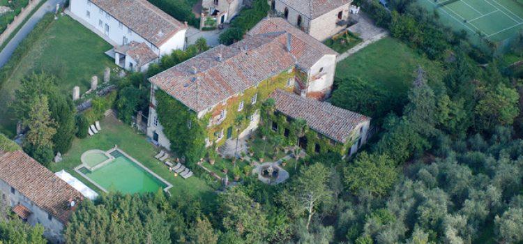 Villa Michaela (già Villa Nottolini)