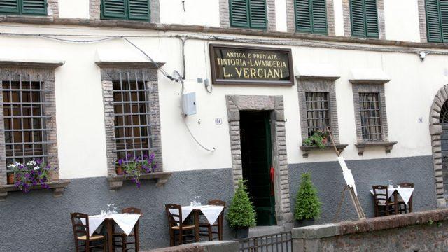Ristorante Premiata Osteria Verciani – Il Mecenate