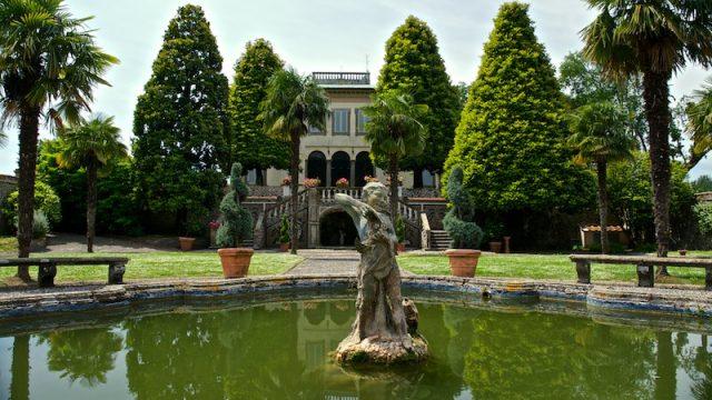 Villa Lazzareschi
